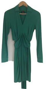 Vince Camuto Green Designer Dress - Size 4 (Aust 8)