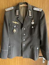 getragene Uniformjacke Nachrichten NVA Unterleutnant G52