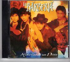 (GK829) La Barberia, Historias De Un Deseo - 1993 CD