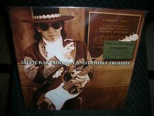 STEVIE RAY VAUGHAN **Live at Carnegie Hall **NEW 180 GRAM RECORD LP VINYL