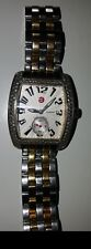 Michele Mini Urban MW02A01 Diamond Stainless Steel Gold Plated Ladies Watch