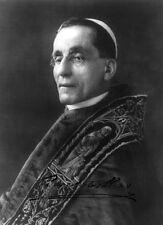 Papa Benedetto XV-REPRO-AUTOGRAFO 15x20cm (Giacomo della Chiesa)