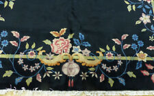 9'x12' New finest quality Hand made Wool Chinese Peking floral Oriental rug