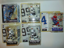 5) McFarlane Legends Figure Wayne Gretzky/Beliveau/Bertuzzi Variant NHL Hockey