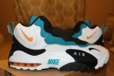 NIKE Air Max Speed Turf Men's Shoe Size 11 525225-100 NEW DS Miami Dolphins