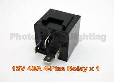 12V 4 PIN SPDT AUTOMOTIVE RELAY 30A 40A HID 12VOLT AMP