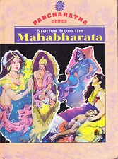 STORIES OF FROM THE MAHABHARATA - AMAR CHITRA KATHA - 5 IN 1