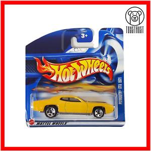 Plymouth GTX 1971 Mattel Wheels No 116 Collectible Diecast by Hot Wheels Mattel