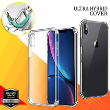 Shockproof Clear Case Cover For Apple iPhone SE 2020 X 11 Pro XS Max 6S 7 8 Plus