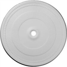 """51 1/8""""OD x 3 5/8""""ID x 1 1/2""""P Ceiling Medallion (Fits Canopies up to 4 3/4"""")"""