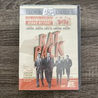 The Rat Pack Collectors Choice A&E DVD Video Brand New Sealed (2 disc set)  2001