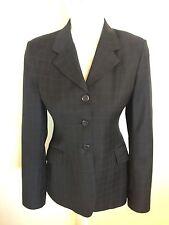 GRAND PRIX Riding Jacket Show Coat 10S Slim Windowpane
