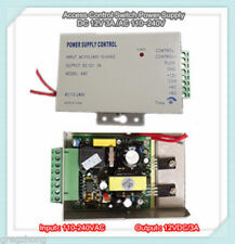 Mini 110-240VAC 12VDC 3A Switching Access Controller delay power supply supplier
