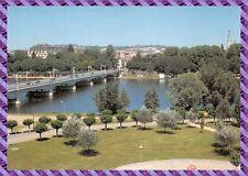 Vichy - Le Pont de Bellerive sur le lac d' allier