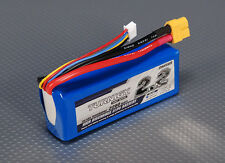 Turnigy 2200mAh 3S 11.1V 30C 40C LiPo Battery Pack RC car airplane multi rotor