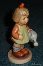"""Nature's Gift"" Goebel Hummel Figurine #729 Tmk7 With Original Box Great Gift!"