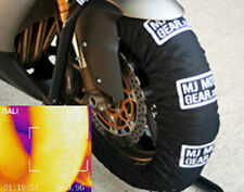 Motorcycle Tire Warmers Set, 120 / 160, Tyre Warmers