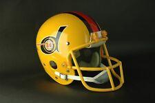 1974  WFL Detroit Wheels Suspension Football Helmet