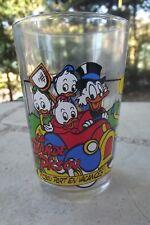 """Vintage - verre à moutarde """" Picsou par en Vacances"""" Disney"""
