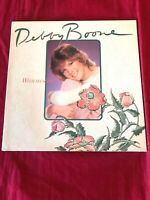 "Debby Boone ""With My Song"" LP Vinyl"