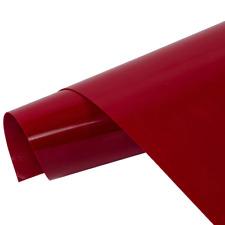 Heat Transfer HTV Premium Quality Vinyl Red Matte For T-shirt Garment Clothing
