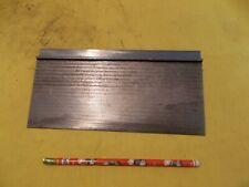 """9 1/8"""" OAL x 12 degree PRESS BRAKE DIE metal bending fab shop tool"""