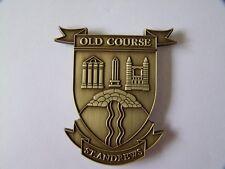 St Andrews Old Course Crested Metal Fridge Magnet