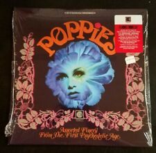 Various POPPIES Psychedelic comp NEW SEALED LP RSD Human Jungle Serpent Power