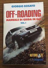 LC686_ROSATO GIORGIO_OFF-ROADING_VOL.1_MAZDA_SUPP. N°96 AUTORUOTE 4X4