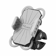 Bicycle Bike Cell Phone Holder Mount Clamp Bracket Universal Fits iPhone Samsung