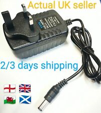 More details for replacement power supply for the yamaha qy700 sequencer adapter uk 12v