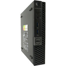 Dell OptiPlex 7040M MFF   Intel i5-6500T @ 2.5GHz  4GB NO HDD NO PSU