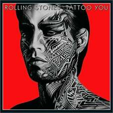 Rolling Stones -  Tattoo You     New cd  Remastered