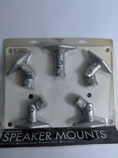 Vantage Point Satellite Series  - Speaker Mounts for Home Theater System 5-Pack