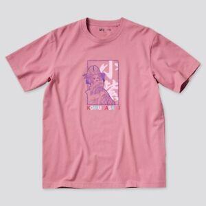 UNIQLO × ONE PIECE Luffy Wanokuni 6 designs size S-4XL Collaboration T-shirt New