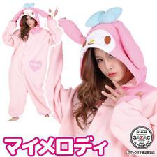 Sanrio My Melody Fleece Mascot Costume Cosplay San855 SAZAC Fast Ship