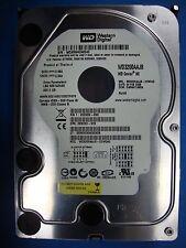 WESTERN DIGITAL IDE 320GB HARD DRIVE WD3200AAJB-22WGA0 DARNHTJMGN TESTED