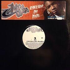 MISHON • Excuse Me Mama • Vinile 12 Mix • 2008 INTERSCOPE