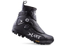 Lake MXZ303 Cycling Shoes Winter SPD  Size 43 New Nib Boots MXZ 303 US 9