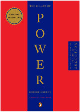 The 48 Laws of Power by Robert Greene- Read Description
