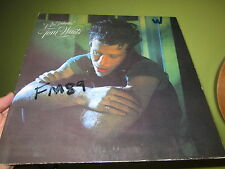 TOM WAITS BLUE VALENTINE LP RECORD WHITE LABEL PROMO GATEFOLD VINYL 1978