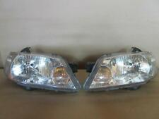 JDM 2003 Mazda Familia Protege Protege5 Halogen Headlights Lamps Lights Set OEM