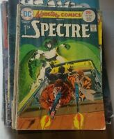 ADVENTURE COMICS #440 Origin of the SPECTRE Comic book 1975 dc aparo batman
