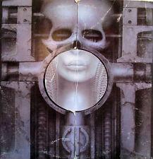 Emerson Lake & Palmer Brain salad surgery 1973 CD Collectible 19124-2 Good