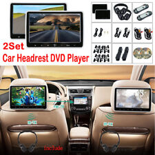 """10.1 """"In appuie-tête style lecteur DVD pour Voiture Siège Arrière Reste HDMI/USB"""
