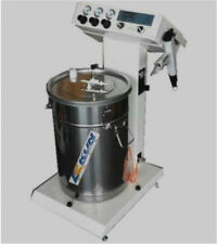 Pulse Digital Electrostati Powder Coating Machine Spraying Gun Paint System