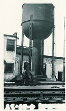7F465 RP 1920s?/1970s? BOSTON & ALBANY ? RAILROAD WATER TOWER SPRINGFIELD MA