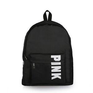 Victoria's Secret PINK BACKPACK Black Women