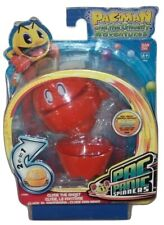 Pac-Man Ghostly Adventures Clyde the Ghost Figure Spinner Bandai