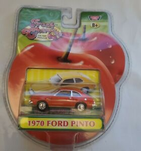 1970 FORD PINTO (Orange) Fresh Cherries Motor Max Die-Cast